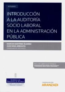 Introducción a la Auditoría Sociolaboral en la Administración Pública, de Marcos Martínez Álvarez @ Librería Cervantes | Oviedo | Principado de Asturias | España
