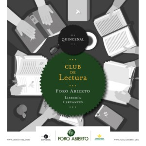 Club de Lectura - Foro Abierto @ Librería Cervantes | Oviedo | Principado de Asturias | España